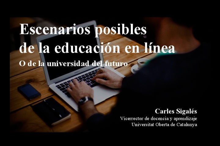 Documento: Clase Magistral Carles Sigalés OUC